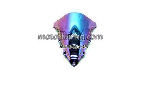 스크린/레이싱/이리듐/클리어/스모그/YZF1000 R1 09-11 Iridium Smoke 20