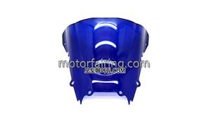 스크린/레이싱/이리듐/클리어/스모그/YZF600 R6 98-02 Blue 15