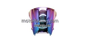 스크린/레이싱/이리듐/클리어/스모그/YZF600 R6 98-02 Iridium Smoke 20