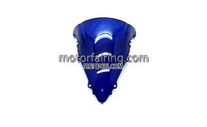 스크린/레이싱/이리듐/클리어/스모그/YZF600 R6 03-05 R6S 06-09 Blue 15