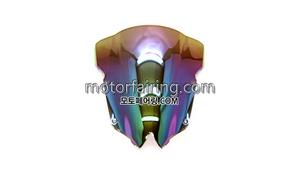 스크린/레이싱/이리듐/클리어/스모그/YZF600 R6 08-11 Iridium Clear 20