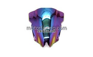 스크린/레이싱/이리듐/클리어/스모그/YZF600 R6 08-11 Iridium Smoke 20