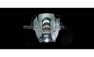 스크린/레이싱/이리듐/클리어/스모그/Suzuki GSX-R600/750 00-03 Clear 15