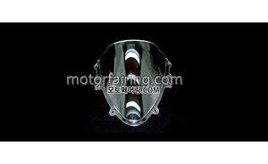 스크린/레이싱/이리듐/클리어/스모그/Suzuki GSX-R600/750 04-05 Clear 15