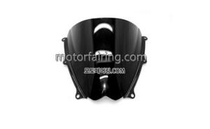 스크린/레이싱/이리듐/클리어/스모그/Suzuki GSX-R1000 07-08 Black 15