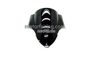 스크린/레이싱/이리듐/클리어/스모그/Suzuki Hayabusa GSX1300R 99-07 Blak 15