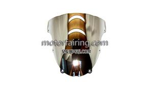 스크린/레이싱/이리듐/클리어/스모그/Kawasaki ZX-6R 03-04 Chrome 20