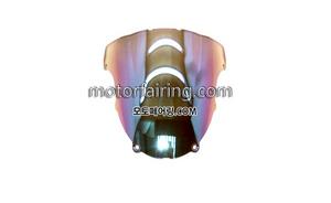 스크린/레이싱/이리듐/클리어/스모그/Kawasaki ZX-6R 03-04 Iridium Clear 20
