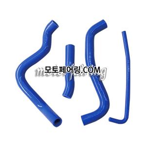 라지에이터 호수 스즈키 GSXR1000(07-09) 파란색