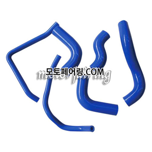 라지에이터 호수 스즈키 Z1000 (03-06) 블루색상