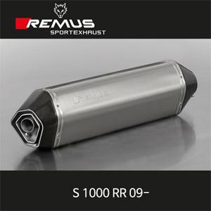 레무스 BMW S1000RR(09-) 티탄 no EEC 핵사곤 하이퍼포먼스 풀시스템 아크라포빅