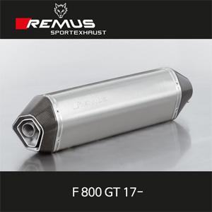 레무스 BMW F800GT(17-) 핵사곤 슬립온 티탄 EC 아크라포빅