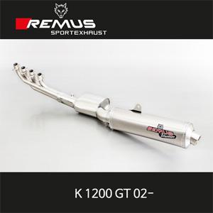 레무스 BMW K1200GT(02- ) REVOLUTION 풀시스템 no cat. 좌측용 티탄 EEC 76mm 아크라포빅