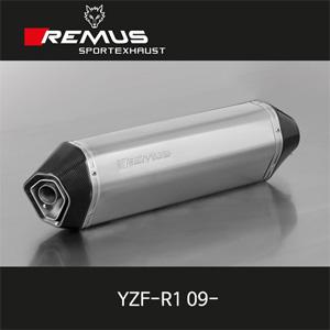 레무스 YZF-R1 09- 야마하 스포츠 스테인레스 EEC 슬립온 아크라포빅