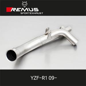 레무스 야마하 YZF-R1 09- Race 스테인레스 RACE (no EEC) 중통 아크라포빅