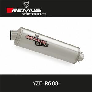 레무스 YZF-R6 08- 야마하 GRAND PRIX 하이퍼포먼스 race 풀티탄 race (107dB) 티탄 no EEC 45 mm 풀시스템&스테인레스 중통 (4-2-1) 아크라포빅