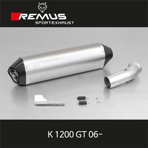 레무스 BMW (06-)K1200GT 티탄 EEC 60mm 슬립온 핵사곤 아크라포빅