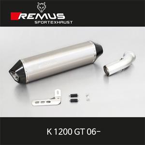 레무스 K1200GT 06- BMW 슬립온 티탄 60mm 핵사곤 아크라포빅 no cat/no EEC