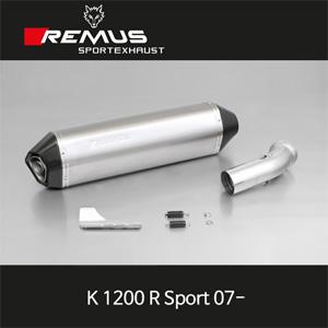 레무스 BMW (07-)K1200R Sport 티탄 EEC 60mm 핵사곤 슬립온 아크라포빅