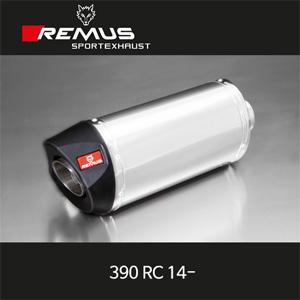 레무스 KTM 390RC(14-) RSC 풀시스템 스테인리스 아크라포빅