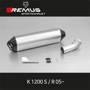 레무스 BMW (05-)K1200S/R 티탄 EEC 60mm 슬립온 핵사곤 아크라포빅