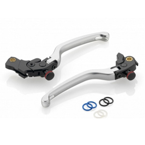 "리조마 YAMAHA MT-07 (2013 - 2015) Brake Levers ""3D"" Reg."