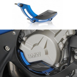 "리조마 BMW S1000R (2014 - 2015) Engine guard ""SHAPE"" (Left)"