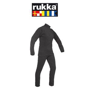 [루카 오토바이 언더웨어 용품]Rukka Toast Lady Thermo Microfleece Set - 여성용