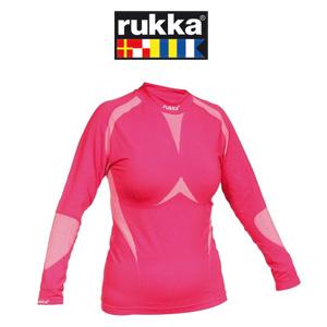 [루카 오토바이 언더웨어 용품]Rukka Mona Lady Seamless Shirt - 여성용