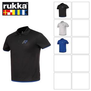 [루카 오토바이 언더웨어 용품]Rukka Luca Polo Shirt (Blue)
