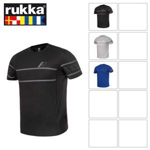[루카 오토바이 언더웨어 용품]Rukka Danny T-Shirt (Blue)