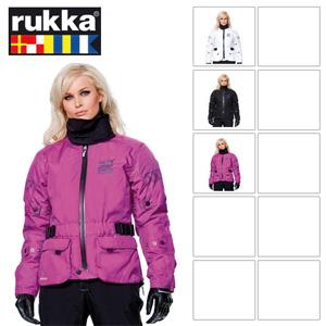 <b>[루카 오토바이 자켓 용품]</b>Rukka Chrystal GORE-TEX® Ladies Jacket (Black) - 여성용