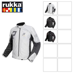 <b>[루카 오토바이 자켓 용품]</b>Rukka AirAll (Black/Orange)