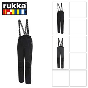 [루카 오토바이 바지 용품]Rukka Flexina Gore-Tex Lady (Gunmetal) - 여성용
