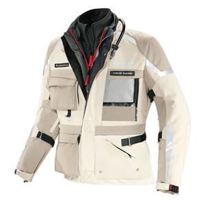 스피디 자켓 Spidi Ergo 365 Pro Expedition waterproof Textile Jacket Black (Ice)