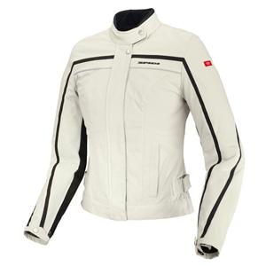 스피디 자켓 Spidi Street Lady Textile Jacket (Black/Ice) - 여성용
