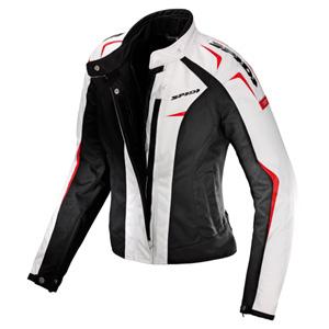 스피디 자켓 Spidi Sport Lady Textile Jacket (White) - 여성용