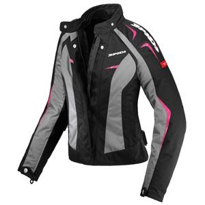 스피디 자켓 Spidi Sport Lady Textile Jacket (Black/Purple) - 여성용