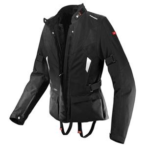 스피디 자켓 Spidi Voyager Lady Textile Jacket (Black) - 여성용