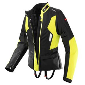 스피디 자켓 Spidi Voyager Lady Textile Jacket (Black/Yellow) - 여성용