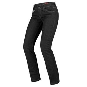 스피디 바지 Spidi Basic Lady Jeans (Black) - 여성용