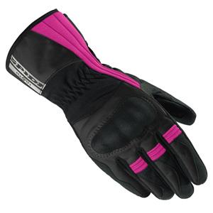스피디 장갑 Spidi Voyager Lady Glove (Black/Pink) - 여성용