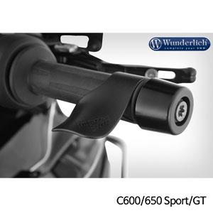 분덜리히 BMW C600/650 Sport/GT 스로틀 락커 블랙색상