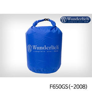 분덜리히 F650GS(-2008) Luggage bag 30L, waterproof - blue