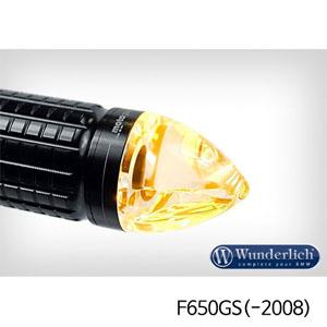 """분덜리히 F650GS(-2008) Motogadget """"m-Blaze cone"""" indicator - left - black"""