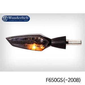 """분덜리히 F650GS(-2008) Motogadget """"m-Blaze Edge"""" indicator - left - black"""