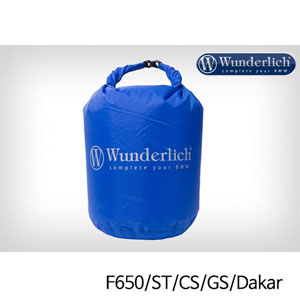 분덜리히 F650/ST/CS/GS/Dakar Luggage bag 30L, waterproof - blue