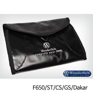 분덜리히 F650/ST/CS/GS/Dakar Tool bag Edition - black