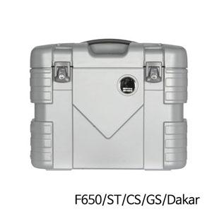 분덜리히 F650/ST/CS/GS/Dakar Krauser GOBI pannier set - silver
