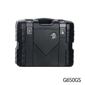 분덜리히 G650GS Hepco & Becker GOBI pannier set - black